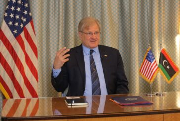 Washington in talks over removal of foreign fighters from Libya, says US ambassador