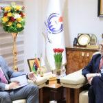 Libya's oil firm, Czech ambassador discuss energy cooperation