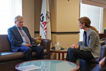 US diplomats discuss supporting upcoming Libyan elections