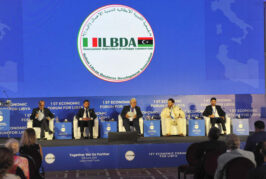 First 'Economic Forum for Libya' concludes in Tunis