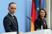 Libyan foreign minister cites progress on mercenaries in Berlin talks