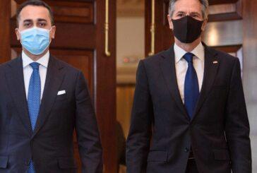 Top US and Italy diplomats discuss Libya