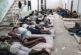 Violence towards refugees at Libyan detention centres forces MSF to pull out