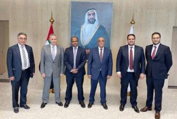 Libyan delegation visits UAE for cooperation in oil sector