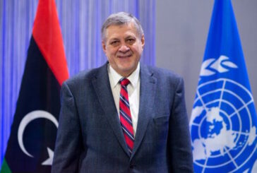 UN envoy urges Libyans to expeditiously establish constitutional basis for elections