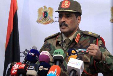 LNA denies fire broke out at HQs in Rajma