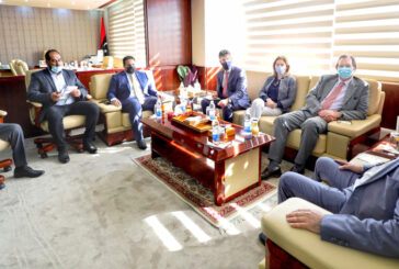 Oil minister tells British ambassador that his ministry must not be overridden