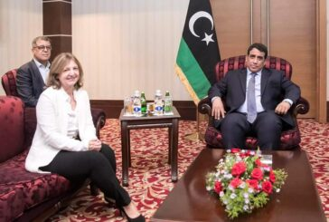 Presidential Council, French Ambassador discuss elections and removal of foreign fighters