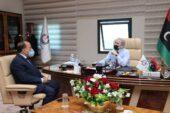 NOC, Mellitah discuss financial challenges