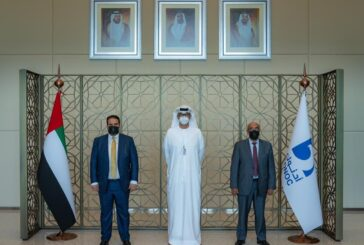 Deputy oil minister meets UAE officials