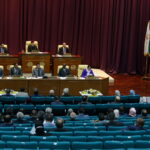 Parliament to discuss budget, presidential elections law on Monday