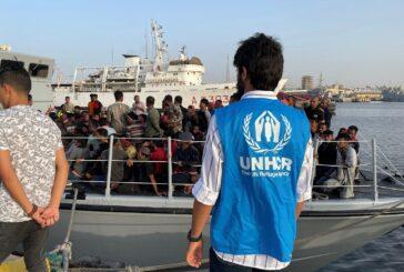 Libyan Coast Guard intercepts 120 migrants, says UNHCR