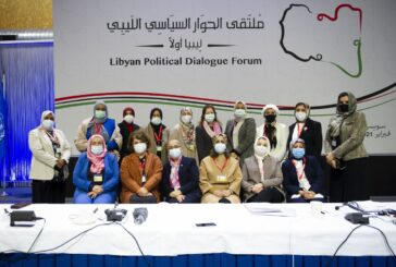 Former acting UN envoy to Libya commends role of women in LPDF