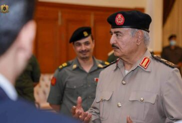 Marshal Haftar: We will support political solution for elections, and if it fails, we are ready to liberate Tripoli