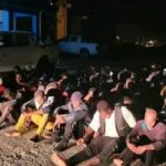 Video: 109 migrants trying to reach European shores intercepted off Libya's coast