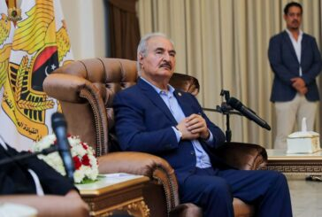 Haftar: We will create the conditions for the elections success, and we call on all Libyans to register to vote