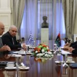 Saleh assures his Greek counterpart of the need to remove foreign forces from Libya