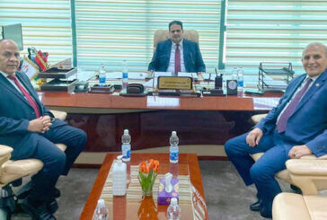 Oil Ministry reviews Mellitah Company's activity