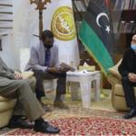 Parliament Speaker, UN envoy discuss Libya elections