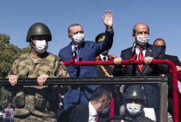 Erdogan: Thanks to the Turkish role, Libya has avoided a civil war