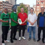 Libyan football star Issawi back home after medical trip in Egypt