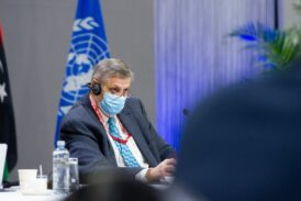 Libya's EWG calls for