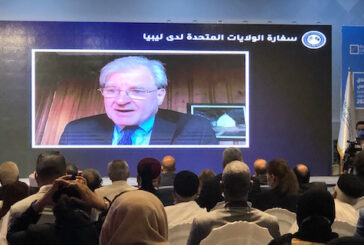 US Ambassador: Powerful message delivered in Berlin for holding Libya elections on time