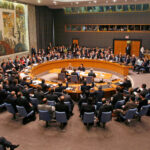 Security Council meeting on Libya kicks off with Dbeibeh and Kubiš attending