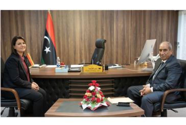 Libyan FM calls for tightening control over border and crossings