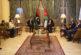 Dbeibeh, Khasawneh discuss debts of Libya to Jordan