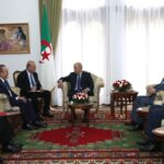 Algerian president, Turkish FM discuss developments in Libya