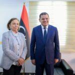 Libyan PM, Italian Interior Minister discuss coordination on migration crisis