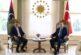 Erdogan to visit Tripoli in October, says Libyan government