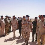 LNA committee inspects forces in Ubari