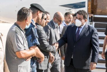 Menfi in Tobruk to discuss national reconciliation