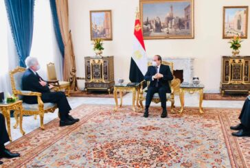 Egyptian president, CIA director discuss Libya crisis