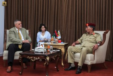 UN Envoy, JMC members discuss Libya situation