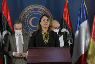 Libyan top diplomat to visit Moscow tomorrow