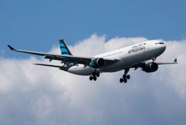 Afriqiyah Airways makes first flight between Tripoli and Labraq