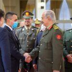 Di Maio to meet Haftar in Benghazi, source