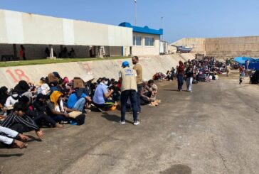 156 migrants intercepted and returned to Libya, says UNHCR