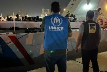 Libyan Coast Guard intercepts 61 migrants, says UNHCR