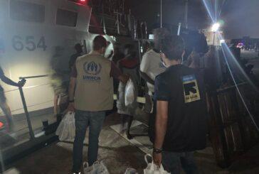 Libyan Coast Guard intercepts 279 migrants, UNHCR