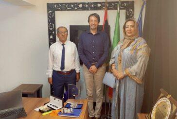 Italian Consul, LBC discuss cooperation on coastal motorway