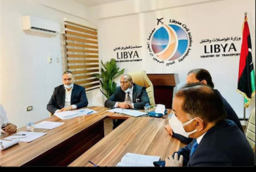 Foreign Ministry discusses lifting European ban on Libyan civil aviation