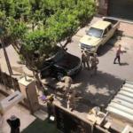 Militias clash at ACA HQs in Tripoli today