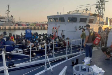 GNU Coast Guard intercepts 172 migrants on their way to Europe