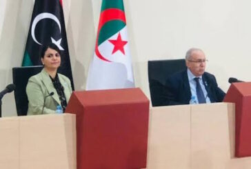 Libya neighboring countries to activate border security agreement, Mangoush says