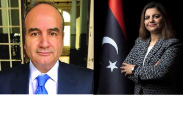 Libyan FM clarifies details on resignation of its ambassador to EU