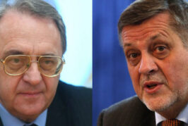 Russian Foreign Ministry and UN discuss preparations for Libya elections